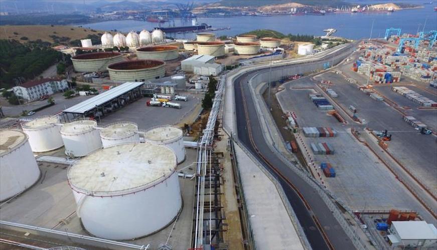 2018 - AOSTE Projesi, Aliağa Petkim Terminal Genişletme Projesi